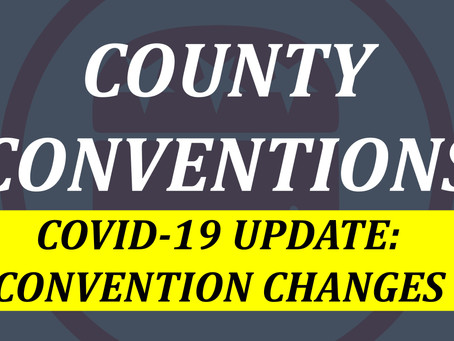 Livingston County Republican Party to Livestream County Convention Due to Coronavirus Pandemic