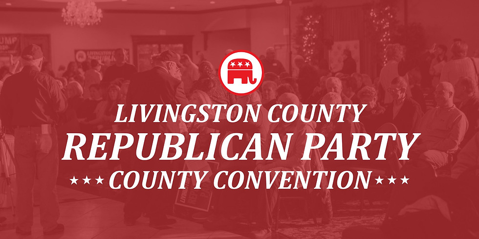 Livingston County January 2021 County Convention