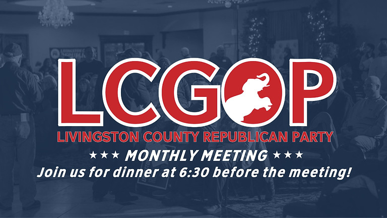 Livingston County Republican Party's June Meeting