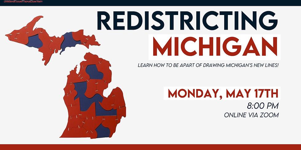 Livingston County Redistricting