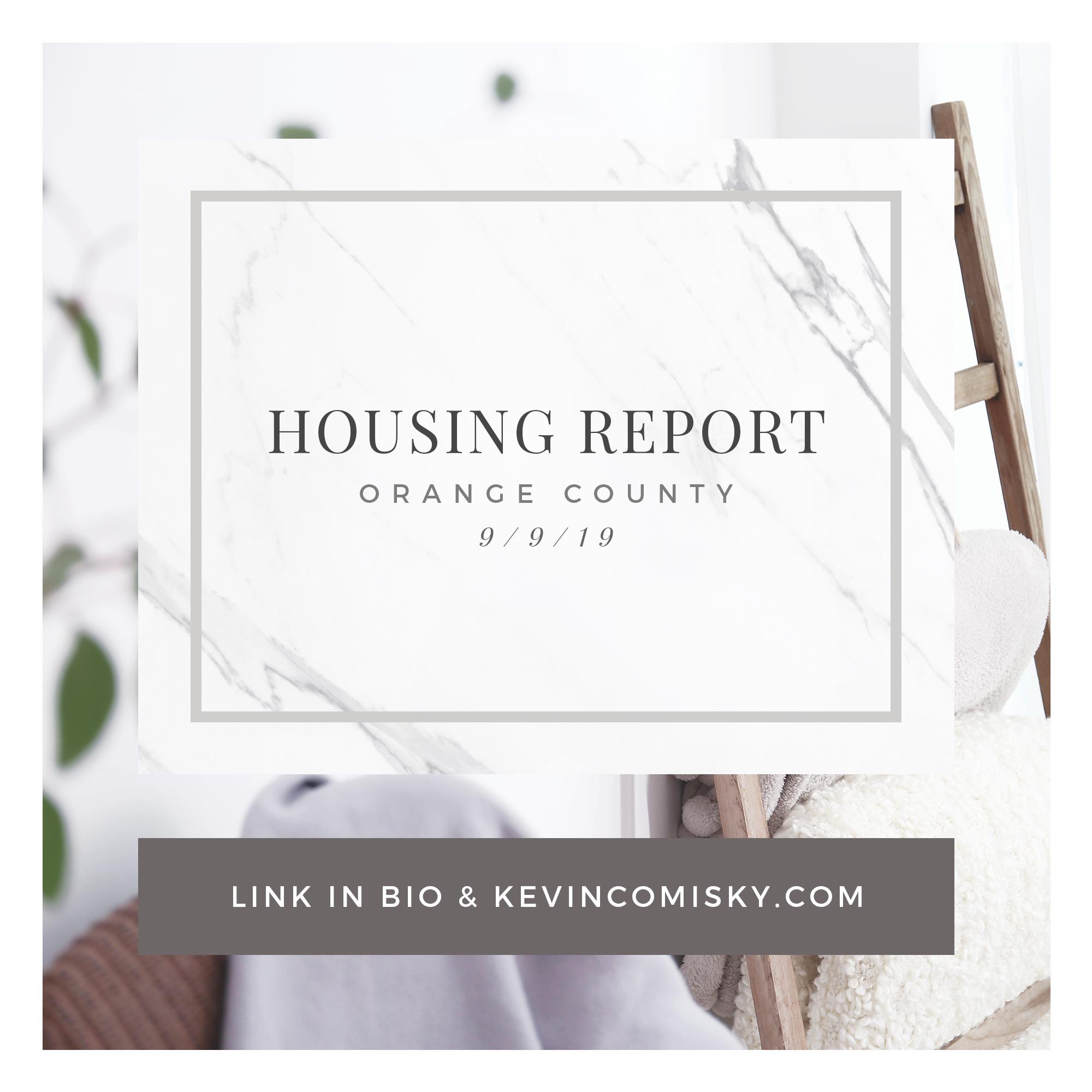 Sept 2019 Housing Report