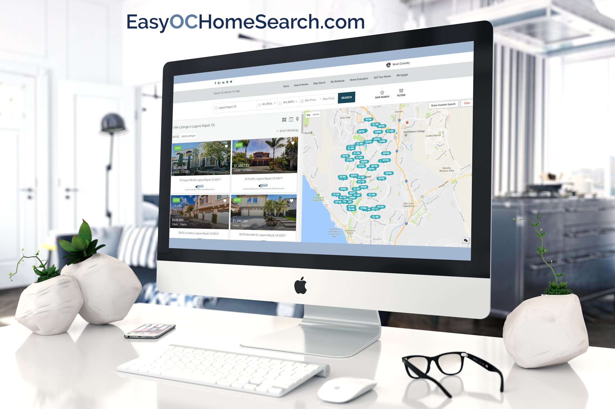 Search OC Homes For Sale