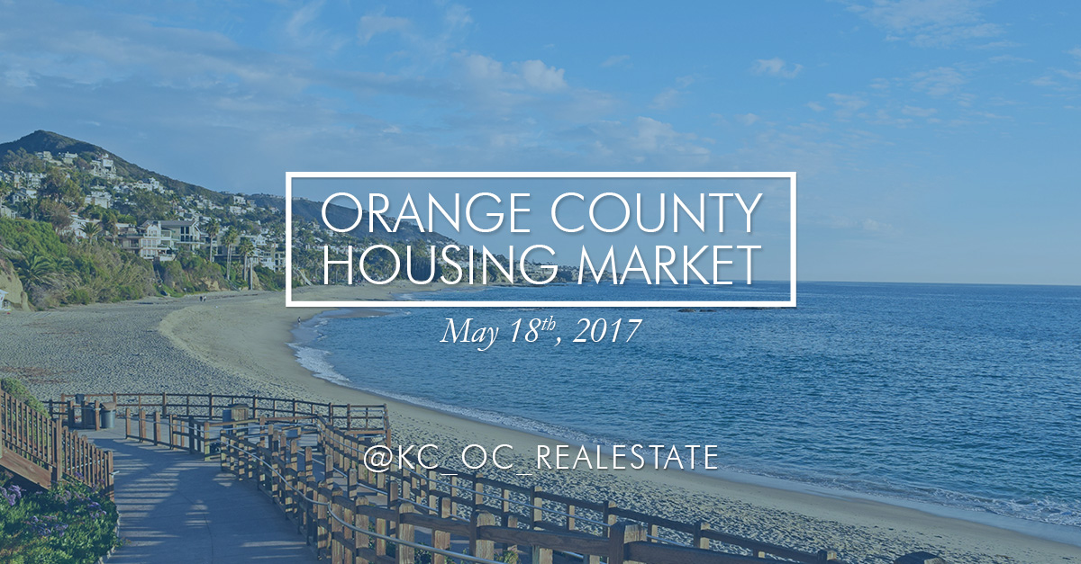 May OC Housing Report