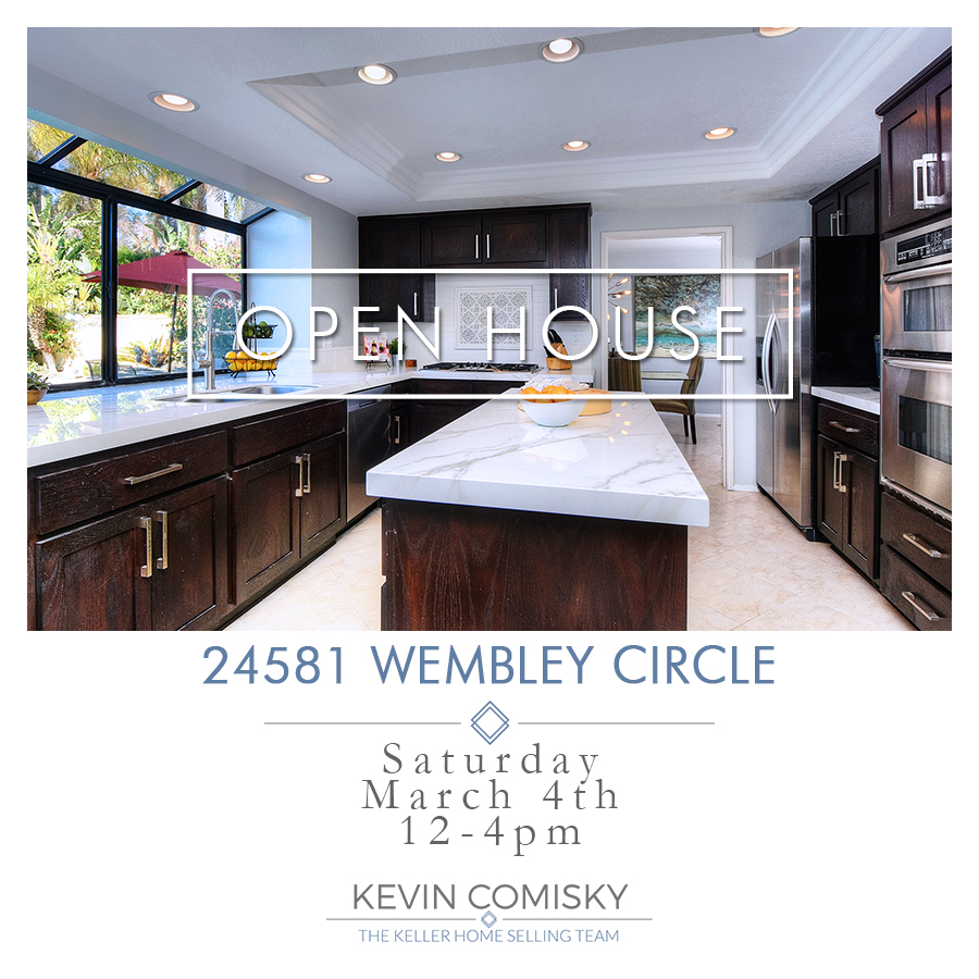 New Listing Open House