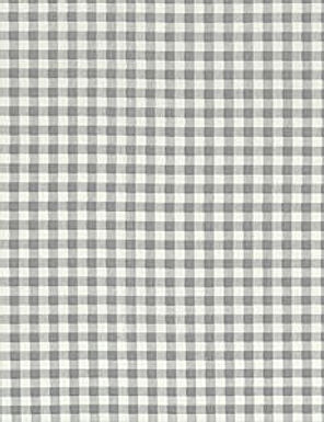 "Timeless Treasures ""Check"" Plaid Grey"