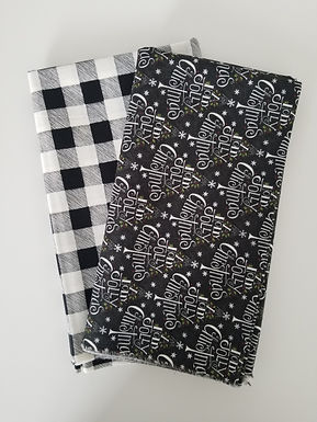 "Moda Fabrics ""Hearthside Holiday"" Yard Bundle (2 pieces)"