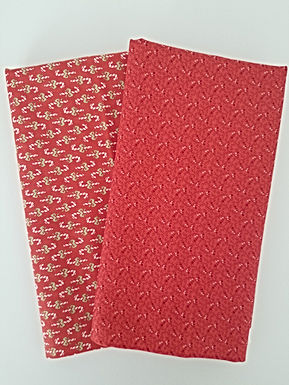 "Moda Fabrics ""Snowfall"" Yard Bundle (2 pieces)"