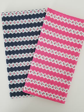 """Moda Fabrics """"Guest Room"""" Half-Yard Bundle (2 pieces)"""
