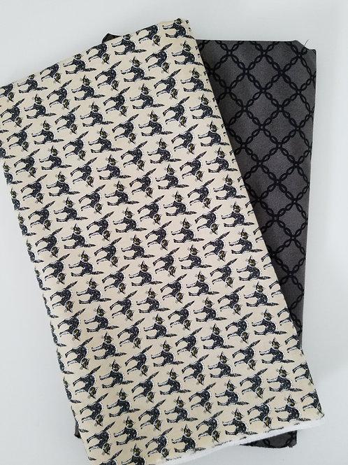 Moda Fabrics Bewitching Yard Bundle (2 pieces)
