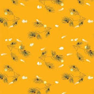 Birch Fabrics - Charley Harper Bird Architects - Organic