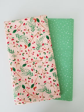 "Windham Fabrics ""A Walk in the Woods"" Yard Bundle (2 pieces)"
