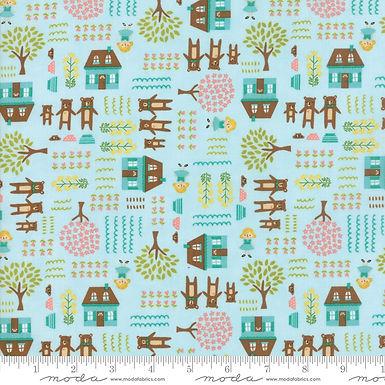 "Moda Fabrics ""Home Sweet Home"""