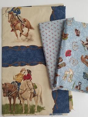 "Moda ""Cowgirl Country"" Yard Bundle (3 pieces)"