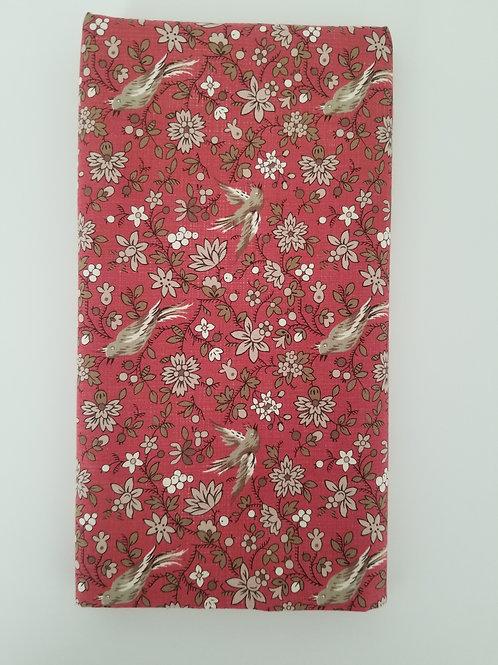 """Moda Fabrics """"Panier De Fleurs"""" One-Yard Cut"""