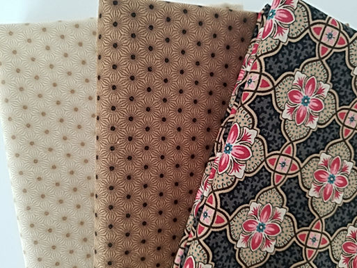 "Moda Fabrics ""Pumpkin Pie"" Yard Bundle (3 pieces)"