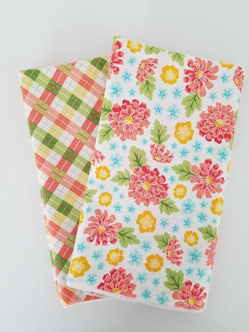 "Moda Fabrics ""Summerfest"" Yard Bundle (2 pieces)"