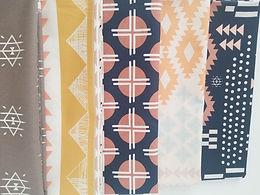 "Art Gallery Fabrics ""Arizona"" Yard Bundle (five pieces)"