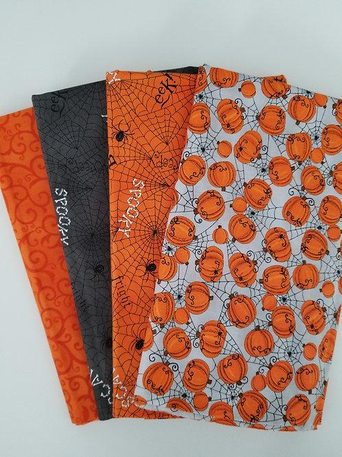 Moda Fabrics Bewitching Yard Bundle (4 pieces)