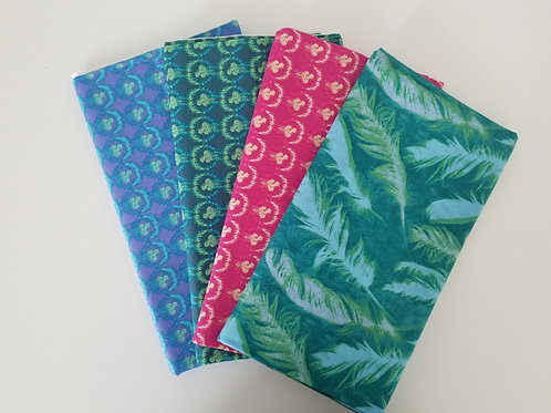 "Free Spirit Fabrics ""Ghost"" Yard Bundle (4 pieces)"
