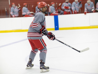 Badgers Bounce Back with Sweep