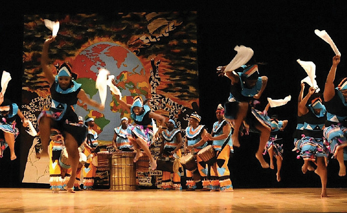 African-Diaspora-Dance-Fusion in San Francisco
