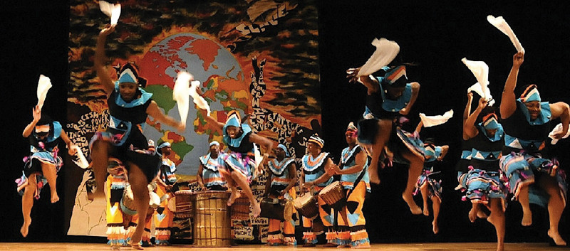 African-Diaspora-Dance-Fusion in San Francisco