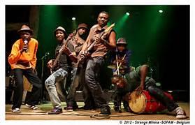 Zimbabwe's group Mokomba