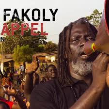 Cote d'Ivoire Reggae music star Tiken Jah Fakoli