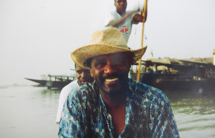 On the Niger river