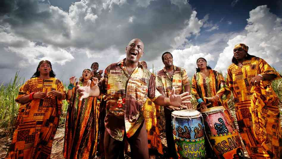 Creole Choir of Haiti in Cuba