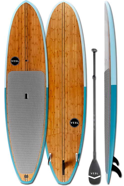 """VESL Limited Bamboo 11'0"""" Package - Blues"""
