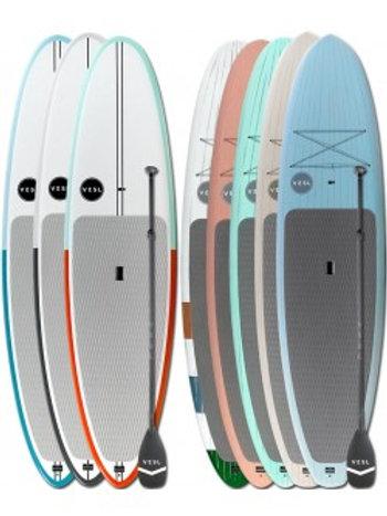 VESL Premium Series Two Board & Paddle Package