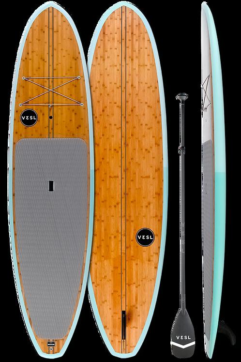 """VESL Bamboo Eco Series 10'6"""" Package - Seafoam"""