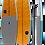 "Thumbnail: VESL Bamboo Eco Series 11'6"" Package -Blues"
