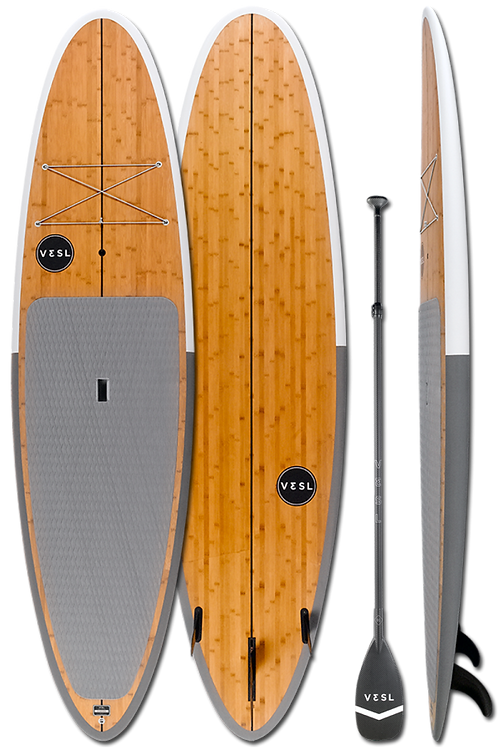 "VESL Limited Bamboo 11'6"" Package - Blackies"