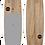 """Thumbnail: VESL Natural Series 11'0"""" Paulownia Paddle Board"""