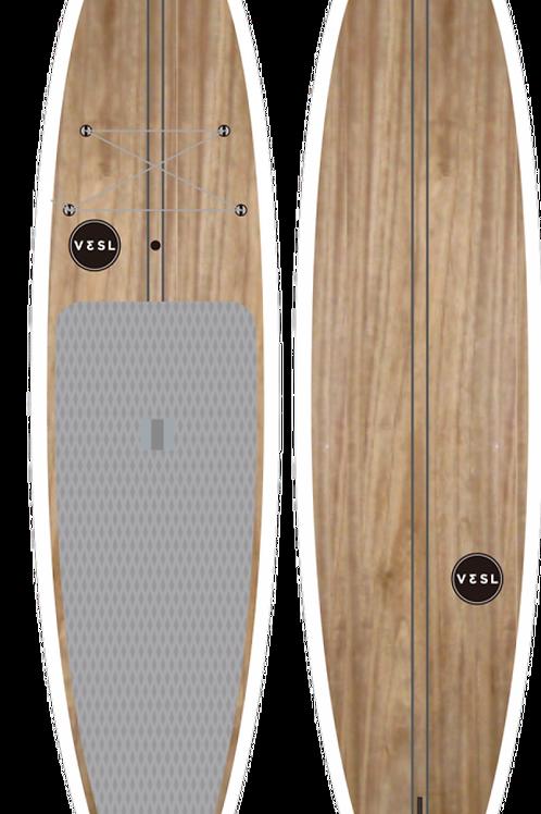 "VESL Natural Series 11'0"" Paulownia Paddle Board"
