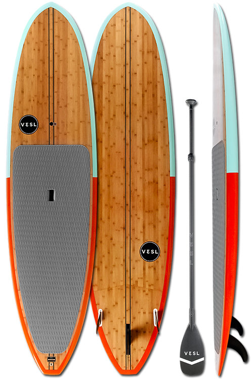"""VESL Limited Bamboo 10'6"""" Package - St. Barts"""