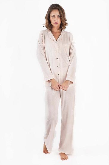Paige Long Sleeve Pajamas Heavenly Rose