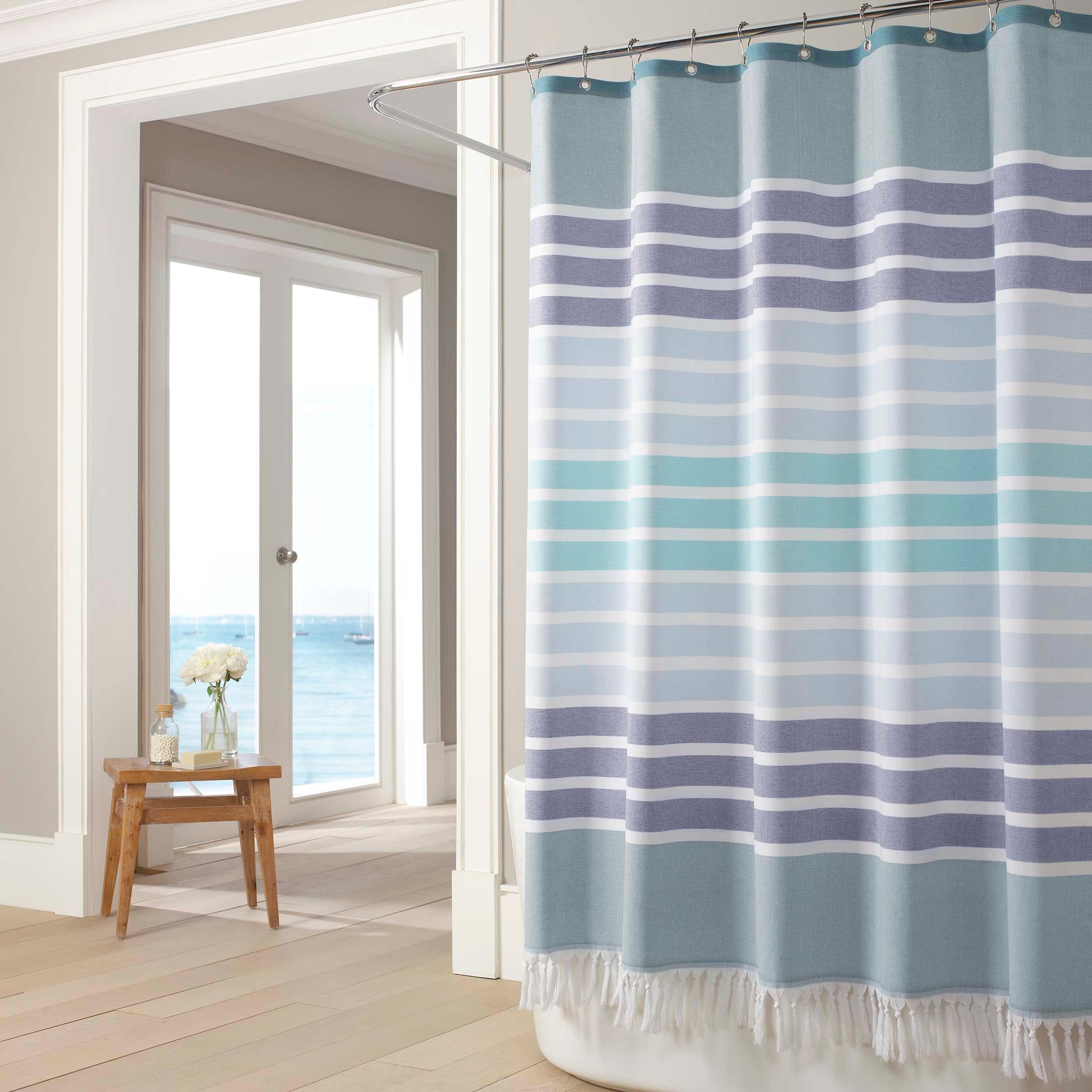 Bodrum Shower Curtain