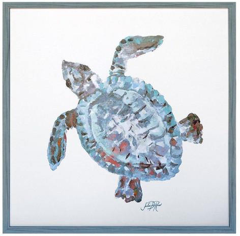 Sea Turtle - Left