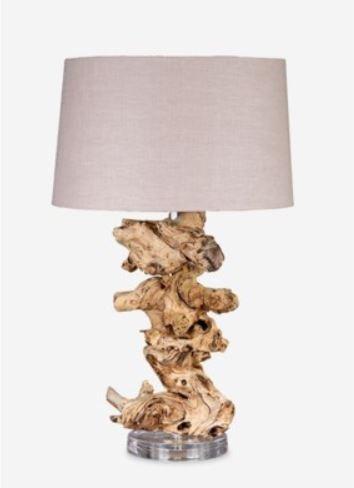 Sylvan Natural Driftwood Table Lamp