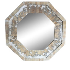 Hatfield Octagonal Wall Mirror