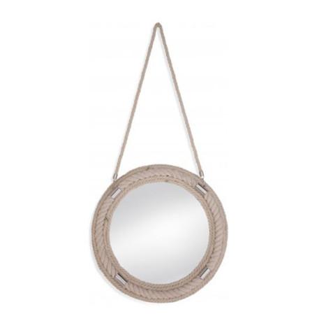 Norfolk Rope Wall Mirror