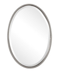 Sherise Oval Wall Mirror