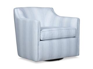 Kingston Swivel Barrel Chair