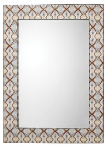 Agate Kaleidoscope Wall Mirror