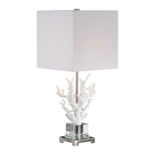 Corallo Tall Square Table Lamp
