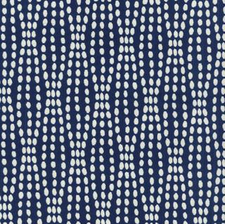 Strands Dots - Navy