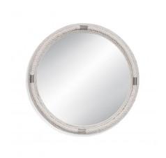 Round Nautical Rope Mirror